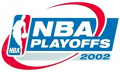 NBA Playoffs 2001-2002 decal sticker