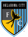 Oklahoma City FC Logos 01 iron on transfer iron on transfer