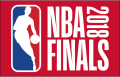 NBA Playoffs 2017-2018 Champion decal sticker