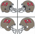 Tampa Bay Buccaneers Helmet Logo 1997-Present DIY iron on transfers