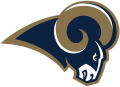 Los Angeles Rams 2016 Primary Logo iron on transfer