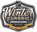 NHL Winter Classic 2019-2020 iron on transfer