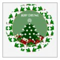 Personalized Christmas Decoration DIY iron on stickers (heat transfer) 3