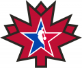 NBA All-Star Game 2015-2016 Alternate decal sticker
