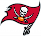 Tampa Bay Buccaneers 2014-Pres Primary Logo 11 decal sticker