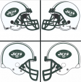 New York Jets Helmet Logo 1998-Present DIY iron on transfers