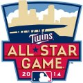 MLB All-Star Game 2014 iron on transfer