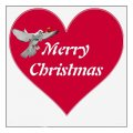 Personalized Christmas Decoration DIY iron on stickers (heat transfer) 11