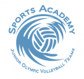 Sports Academy logo iron on transfer
