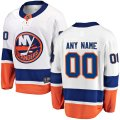 New York Islanders Custom Letter and Number Kits for White Jersey