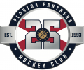 Florida Panthers 2018 19 Anniversary Logo 02 iron on transfer
