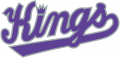 Sacramento Kings 2006-2014 Alternate Logo iron on transfer