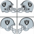 Oakland Raiders Helmet Logo 1995-Present DIY iron on transfers