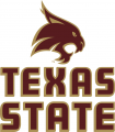 Texas State Bobcats 2008-Pres Primary Logo iron on transfer