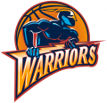 Golden State Warriors 1998-2010 Primary Logo iron on transfer